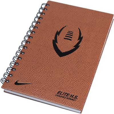"5.25"" x 8.25"" Boardroom Spiral Journal Notebook"