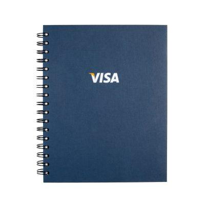 "7"" x 9"" Boardroom Spiral Journal Notebook"
