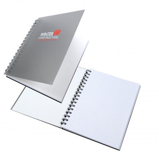 """8.5"""" x 11"""" Classic Spiral Journal Notebook"""