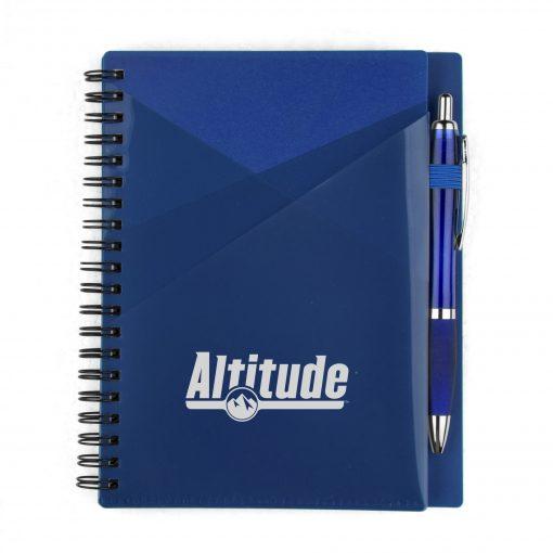 Angled Pocket Notebook Set