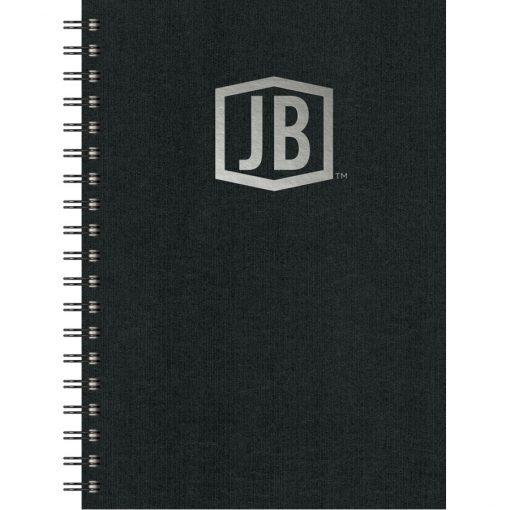 "Classic Cover Series 1 Medium NoteBook (7""x10"")"