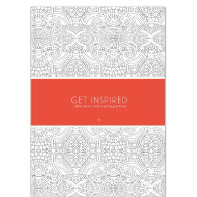 "CreativeSpark™ Notebook (7""x10"")"