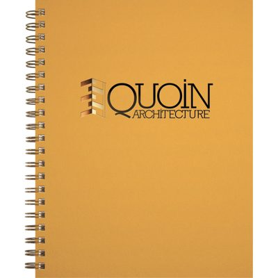 "Deluxe Cover Series 3 Large NoteBook (8.5""x11"")"