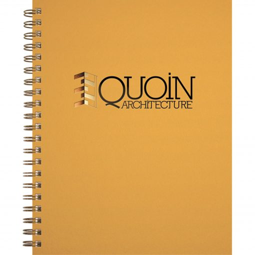 """Deluxe Cover Series 3 Large NoteBook (8.5""""x11"""")"""