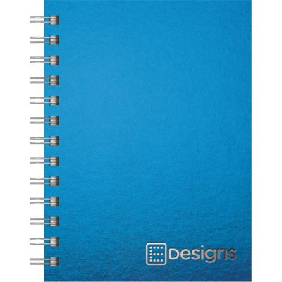 "GlossMetallic Journals NotePad (5""x7"")"