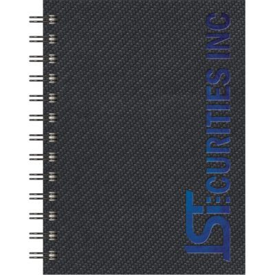"IndustrialMetallic Journals NotePad (5""x7"")"