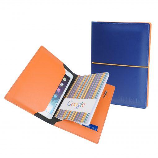 KCVR-IP - Tech Ipad Silp-in Refillable Journals