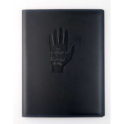 "Leather Composition Book Cover Casement Journal - 8""x10.25"""