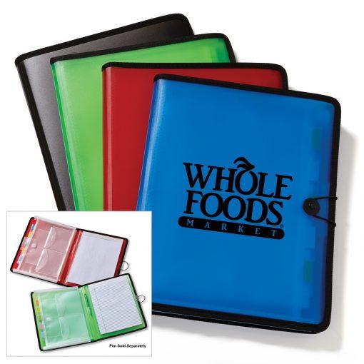 Letter Size Notebook/Organizer/Folio