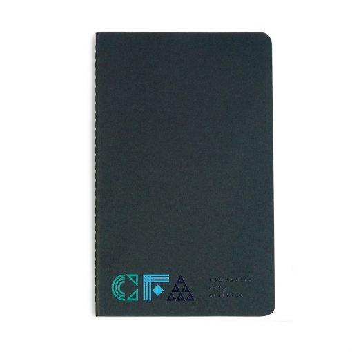 Moleskine® Cahier Plain Large Journal - Black