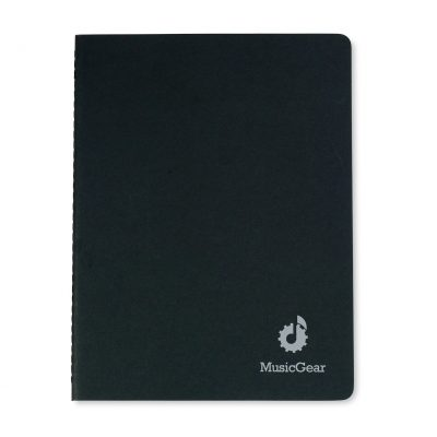 Moleskine® Cahier Squared X-Large Journal - Black