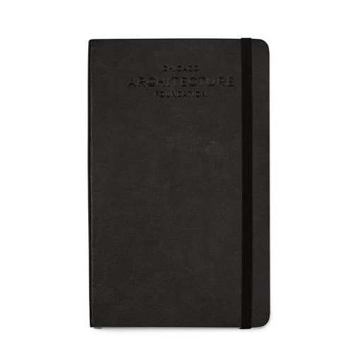 Moleskine® Soft Cover Squared Large Notebook - Black