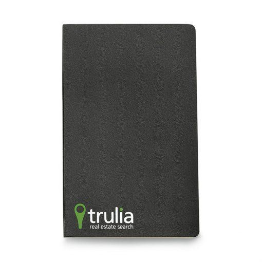 Moleskine® Volant Ruled Large Journal - Black