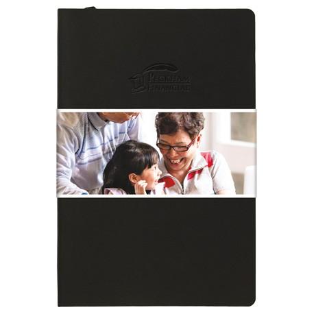 Pedova Soft Graphic Wrap Bound JournalBook™