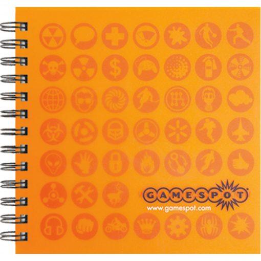 "Prestige Cover Series 2 Square NoteBook (7""x7"")"