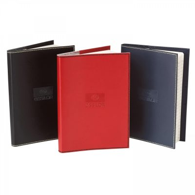 Primetime Refillable Leather Journal
