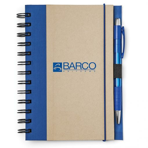 Recycled Spiral Notebook Set