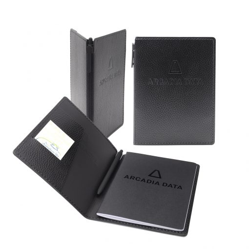 SOHO LEATHER COMMUTER COVER with Classic Commuter Book Set