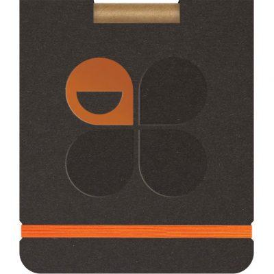 "SquareNotes™ - Classic Small Notebook (4""x4"")"