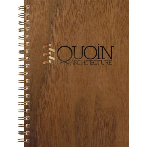 "WoodGrain Journals NoteBook (7""x10"")"