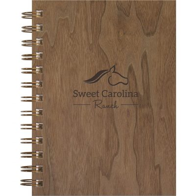 "WoodGrain Journals NotePad (5""x7"")"