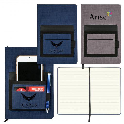 Multi Pocket Notebook
