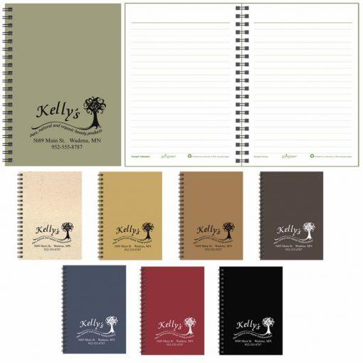"""5""""x7"""" Good Value® goingreen™ Notebook"""