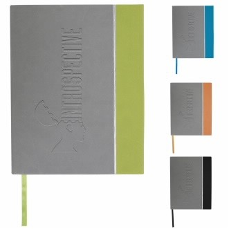 Good Value® Metallic Line Journal