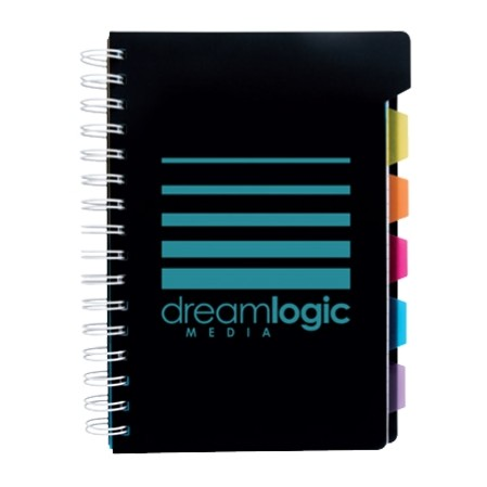 Good Value® Spiral Notebook w/Tabs