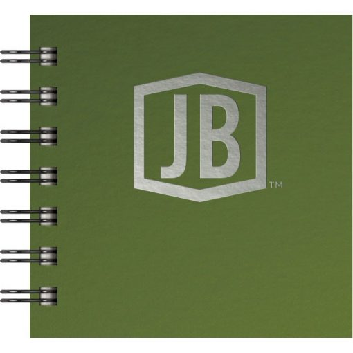 """Deluxe Cover Series 3 Square JotterPad (4""""x4"""")"""