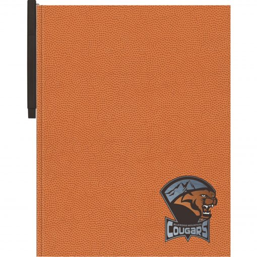 "SportsFlex Large NoteBook (8.5""x11"")"