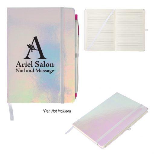 Iris Iridescent Notebook