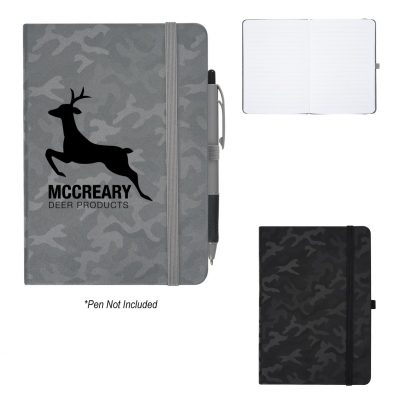 Midnight Camo Journal
