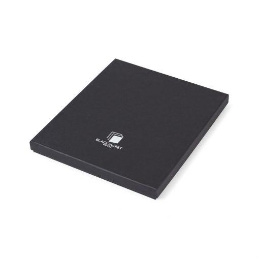 Moleskine® Large Notebook and Pen Gift box - Black