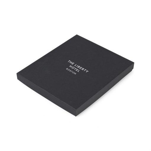 Moleskine® Medium Notebook and Pen Gift box - Black