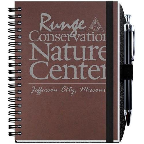 "Best Selling Journals w/50 Sheets & Pen (5""x 7"")"
