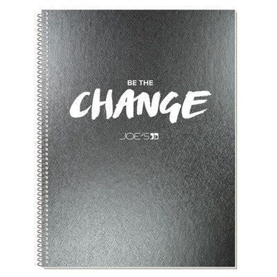 "Metallic Composition Notebook (8 3/16"" x 10 7/8"")"