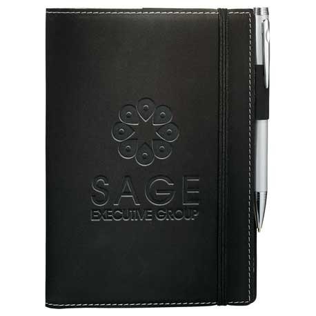 """5.25"""" x 7.5"""" Revello Refillable JournalBook®"""