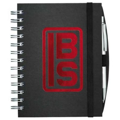 "5.75"" x 7"" Hardcover Spiral JournalBook®"