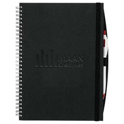 "7.75"" x 10"" Hardcover Large Spiral JournalBook®"
