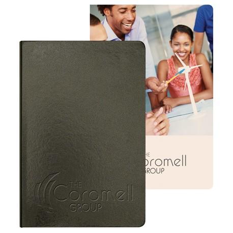 Ambassador Graphic Page Deboss JournalBook®