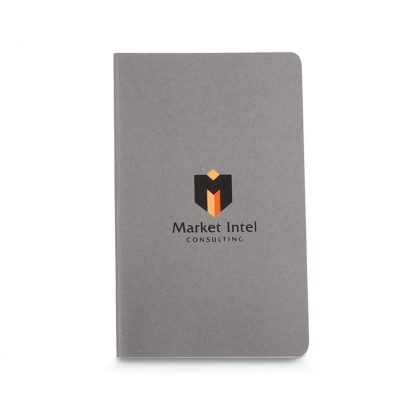Moleskine® Cahier Ruled Large Journal - Pebble Grey