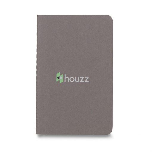 Moleskine® Cahier Ruled Pocket Journal - Pebble Grey