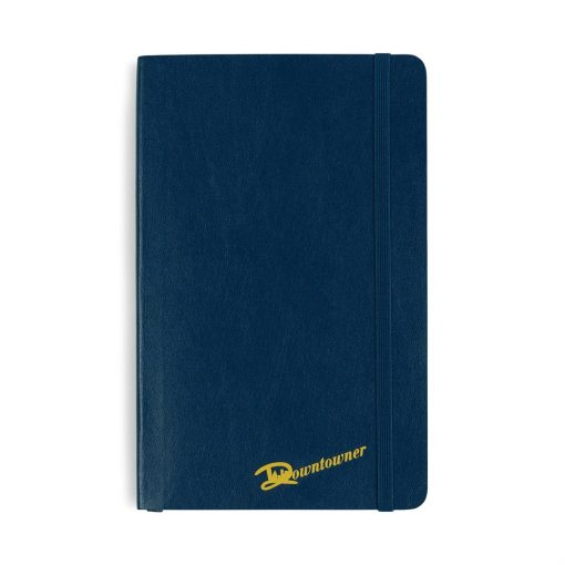 Moleskine® Soft Cover Ruled Large Notebook - Sapphire Blue
