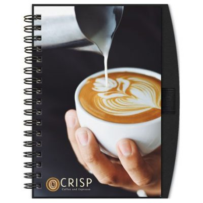 "4"" x 6"" ClearPort Spiral JournalBook®"