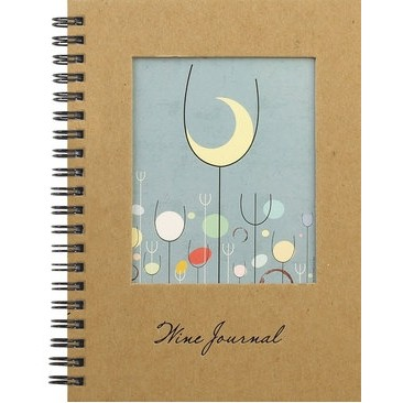 "Classic TasterJournals™ WindowPad™ Wine Journal (5""x7"")"