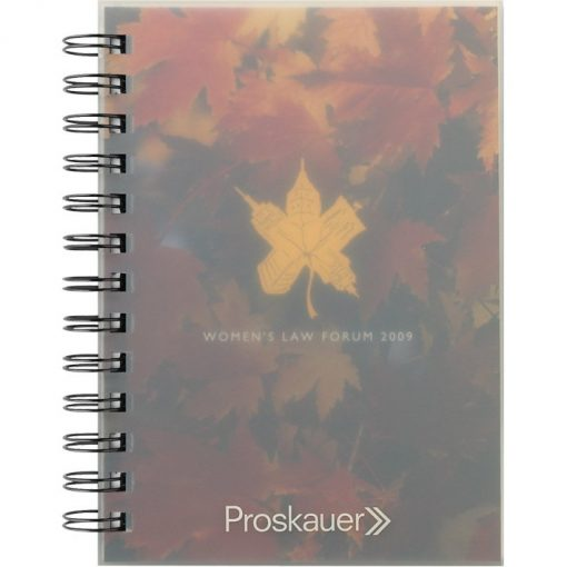 "ClearView™ NotePad Journal (5""x7"")"