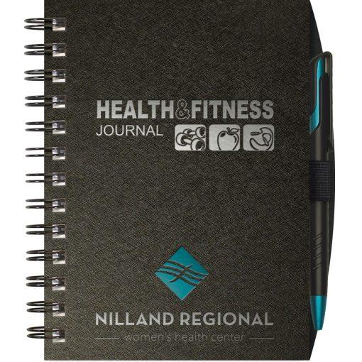"Exercise Health Journals (5""x7"")"