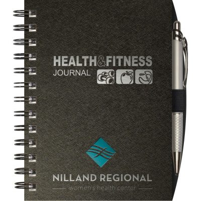 "Exercise/Nutrition Health Journals (5""x7"")"