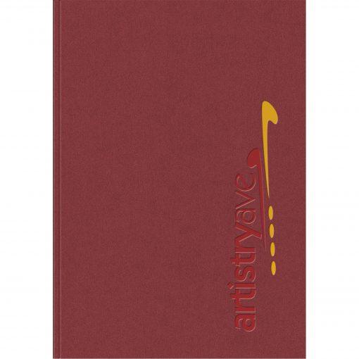 """Flex ColorFleck™ Medium NoteBook (7""""x10"""")"""